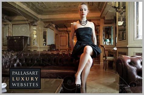 best luxury websites luxury websites cut out the middleman pallasart web