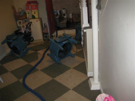 drying basement after flood how to a flooded basement yourself
