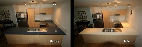 Color Schemes For Kitchens With White Cabinets kitchen resurfacing renew kitchen and bathroom resurfacing