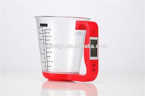 Kedaung D 125 Cup 600 Ml 1 kg populaire num 233 rique en verre tasse 192 mesurer 600 ml