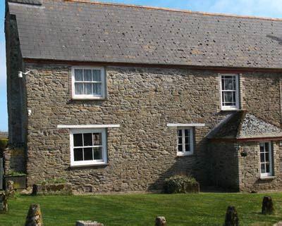 trelagossick farm cottages roseland peninsula