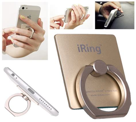 Cookie Iring Universal For All Gadget universal smart iring holder for smartphones 187 cool sh t i buy