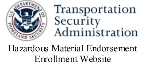 Cdl Hazmat Endorsement Background Check Driver Testing