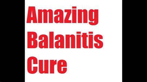 balanitis home treatment