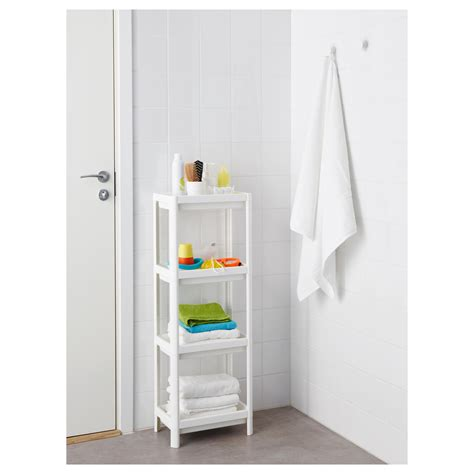 Ikea Lerberg Unit Rak 45x148 Cm vesken shelf unit white 36x100 cm ikea
