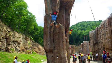 Landscape Structures Climbing Wall Documentary The World S Largest Outdoor Climbing