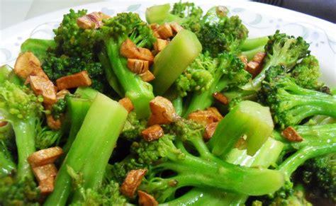 Minyak Goreng Putih resepi raidah brokoli goreng bawang putih ii