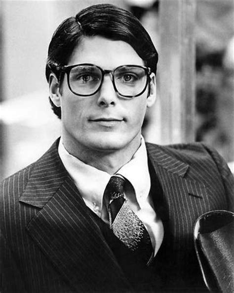 christopher reeve as clark kent pinterest the world s catalog of ideas