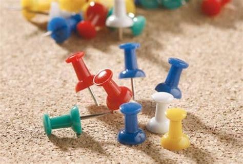 Push Pin Joyko Pp 30tr pp push pins farbig sortiert pp