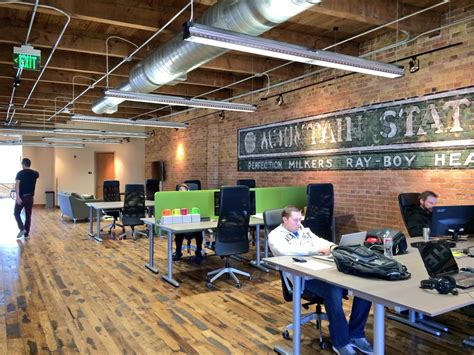 Shared Desks Co Working Spaces Invigorate Downtowns