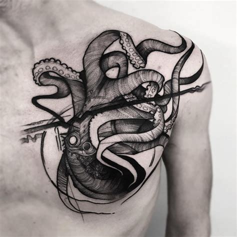 octopus tattoos for men 114 tantalising designs for tattoomagz