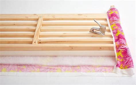 como tapizar un cabecero de cama c 243 mo tapizar el cabecero de tu cama gu 237 a de manualidades