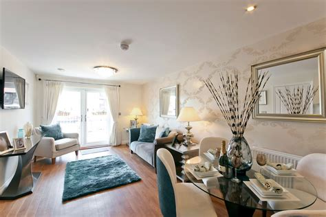 Show Home Dining Room by 2 Bed Apt Plot 32 Wimpey