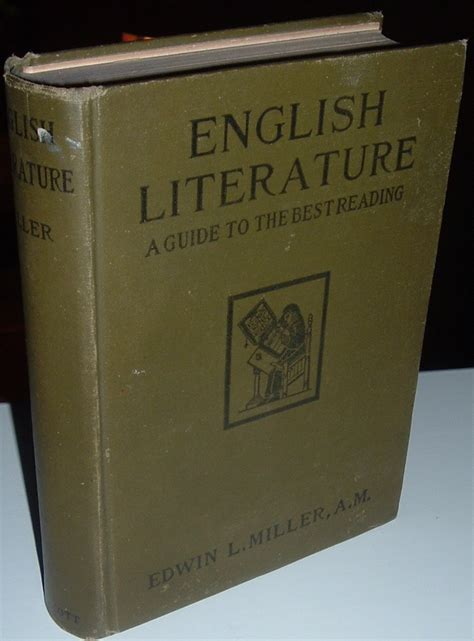 literature books archaeolibris edwin l miller lover of books literature