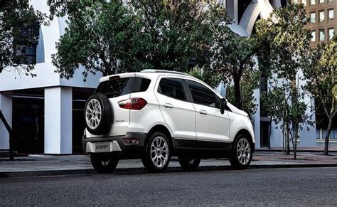 price of ford ecosport diesel in india ford ecosport price in india images mileage features