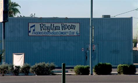 the rhythm room iconic rhythm room is site of 20th anniversary benefit for paz de cristo outreach center
