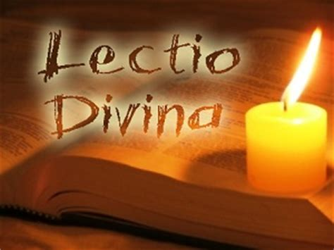 praying the bible: lectio divina helps us fall in love