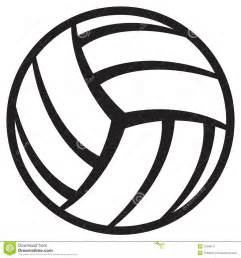 free volleyball clip art pictures clipartix