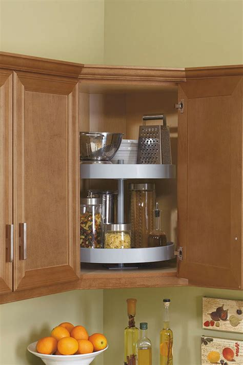 lazy susan for kitchen cabinets lazy susan cabinet kitchen craft cabinetry