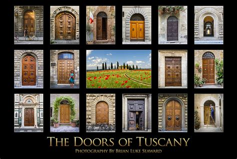 the doors of florence a photographic journey books doors of tuscany poster brian luke seaward inspiration