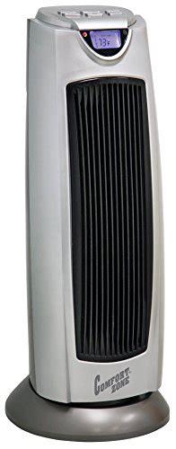 comfort zone ceramic heaters gain comfort zone 174 digital ceramic oscillating electric