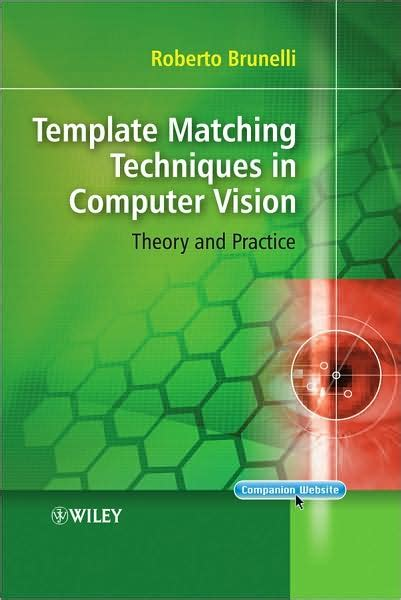 template matching theory template matching techniques in computer vision theory