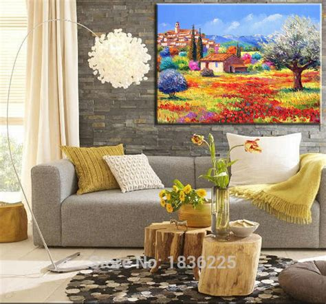 home decor paintings for sale hand painted art painting on canvas for sale mountain