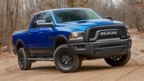 Ram 1500 Rebel by 2017 Ram 1500 Rebel Blue Streak Photo