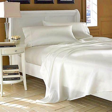 silk bed sheets queen 100 mulberry silk sheet set queen sleep n beauty