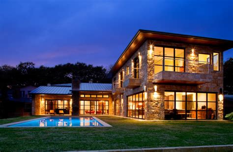 Contemporary Lake House Plans by 15 Contemporary Traditional Exterior Design Ideas