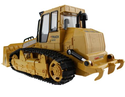 Remote Buldozer Remote Construction Bulldozer Truk rc truck bulldozer 6ch caterpillar track remote