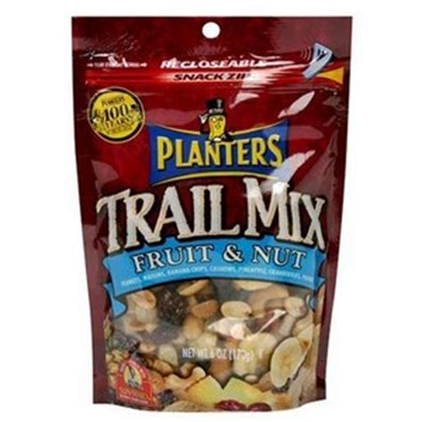 Planters Mix by Planters Trail Mix Only 0 85 At Walgreens