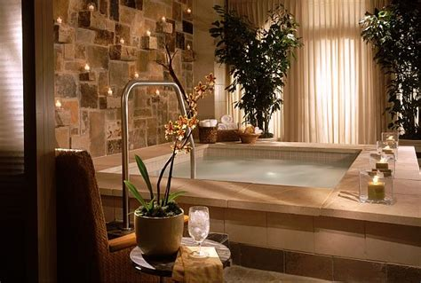Home Spa Room | creating an indoor luxury spa room at home