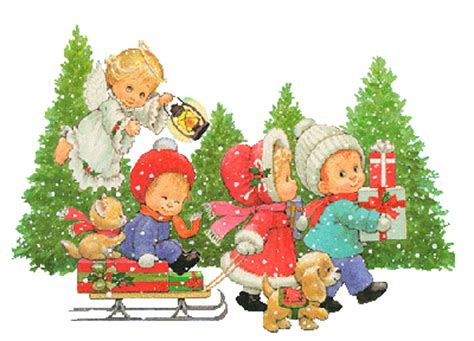 imagenes animadas de navidad para niños gifs animados de ni 241 os gifs animados