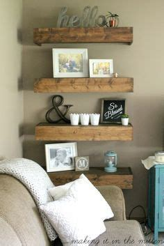 rustic ls for living room living room decor rustic farmhouse style diy wood