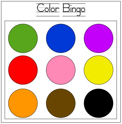 teaching colors to toddlers toddler approved cing cing activities