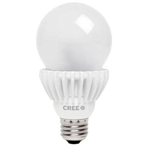 100 Watt Led Light Bulbs For Home Cree Ba21 16050omf Led A21 18w 5000k Stark White