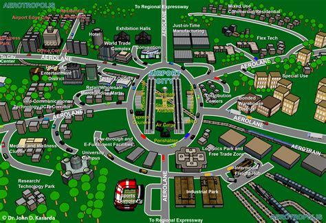 layout bandara kertajati about the aerotropolis