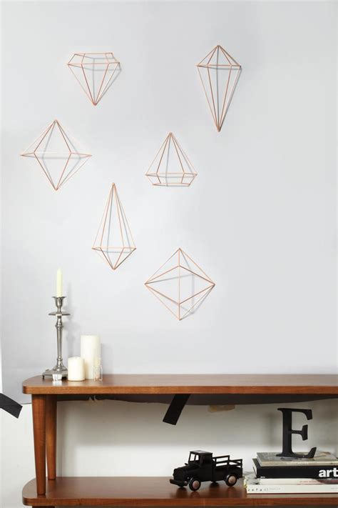 umbra prisma wall decor copper from saskatchewan by