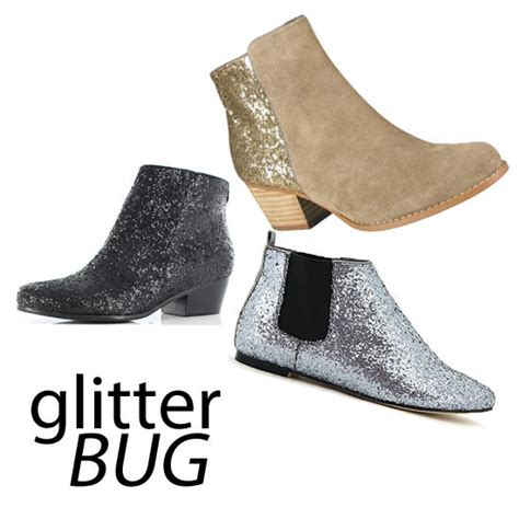 glitter ankle boots top five glitter ankle boots to buy shop the shiny