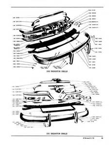 Pontiac Parts Pontiac 1956 Master Parts Catalog