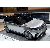 New Range Rover Velar SUV  Official Pictures Auto Express