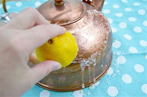 Bicarbonato E Limone Per Pulire by Come Pulire L Argento