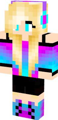 minecraft skin color color skin
