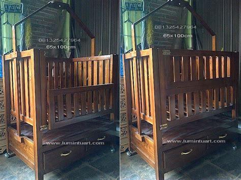 Ranjang Bayi Minimalis ranjang dipan box tempat tidur bayi anak minimalis jari ud lumintu gallery furniture