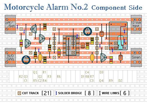 Alarm Anti Maling Untuk Sepeda Motor alarm sepeda motor anti maling ic555 kumpulan skema