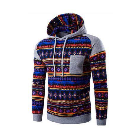 Sweater Jaket Ballin Hoodie retro indian style s hoodie sweater sweatshirt jacket