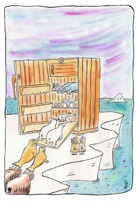 professor: andré vasconcellos: uma nova arca de nóe
