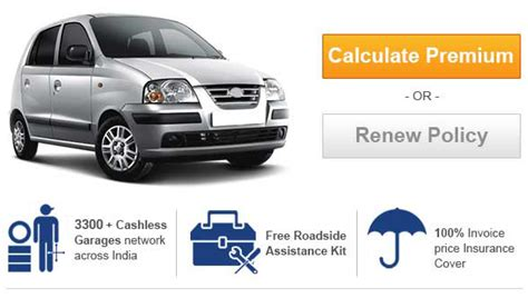 Car Insurance: Online Car Insurance Quotes, Buy/Renew Car