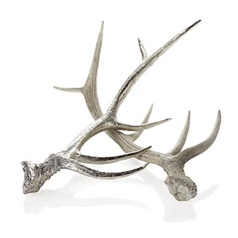 faux deer antler decorative accessories home accents